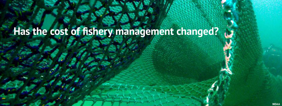 Cost of Fishery Management