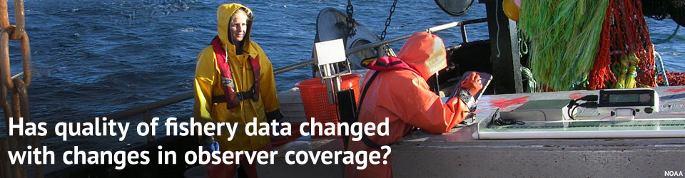 Data Quality: Observer Coverage