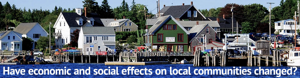 Local Community Effects